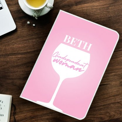A5 Holly Notebook
